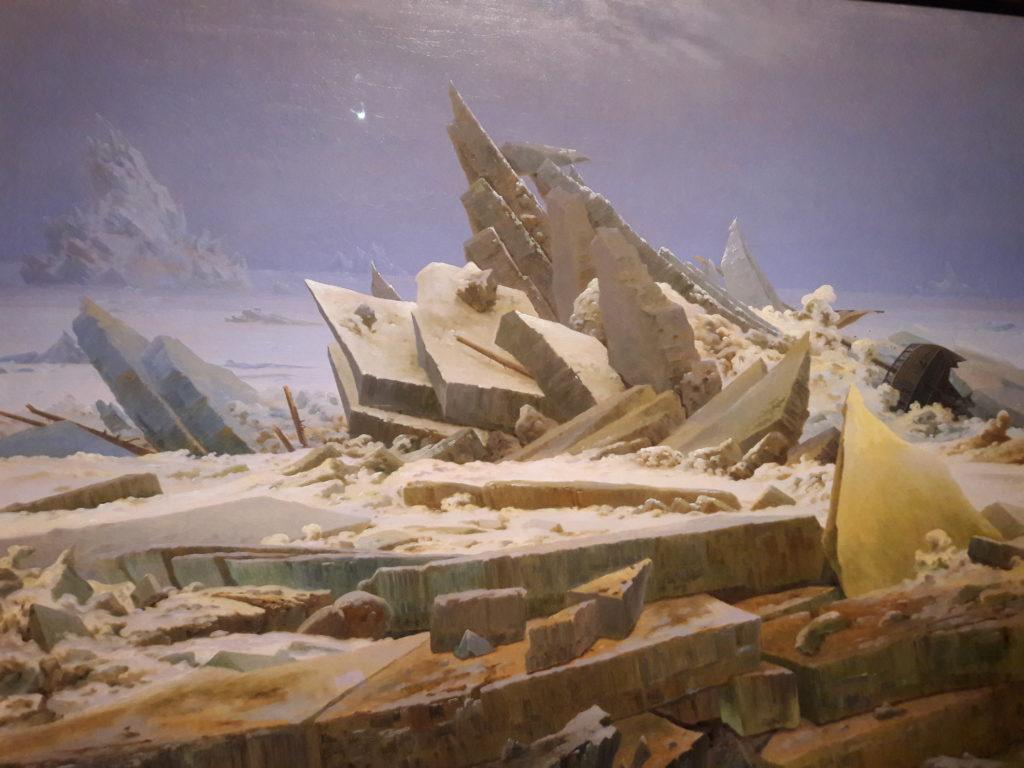 Caspar David Friedrich, Das Eismeer